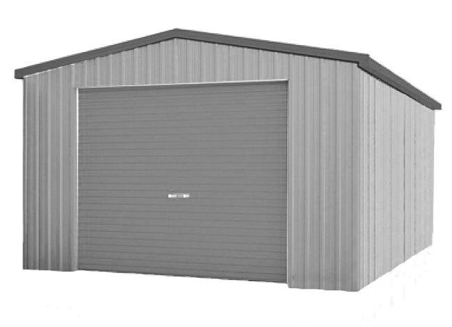 Australian Made Garage - Single Garage