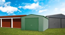 Cheap Sheds Affordable Australian Made Garage Range