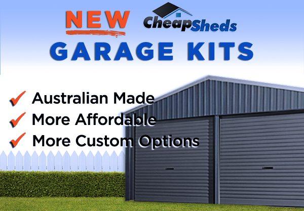 Cheap Sheds Garage kits