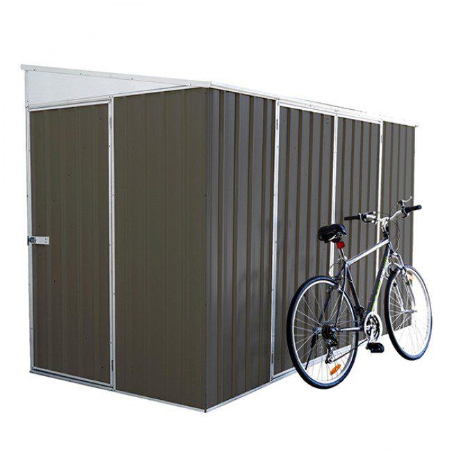 bike storage - economy bike shed