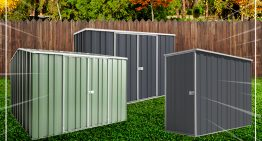 Top 10 Best Selling Garden Sheds 2020…so far