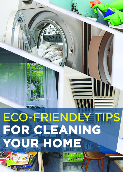 eco friendly cleaning tips - read more
