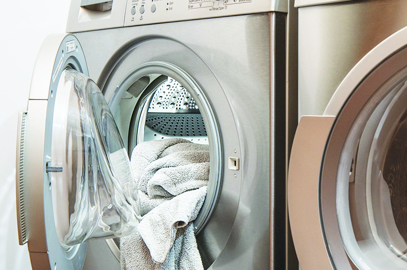 Eco-friendly Cleaning Tips - take a break from the washing machine