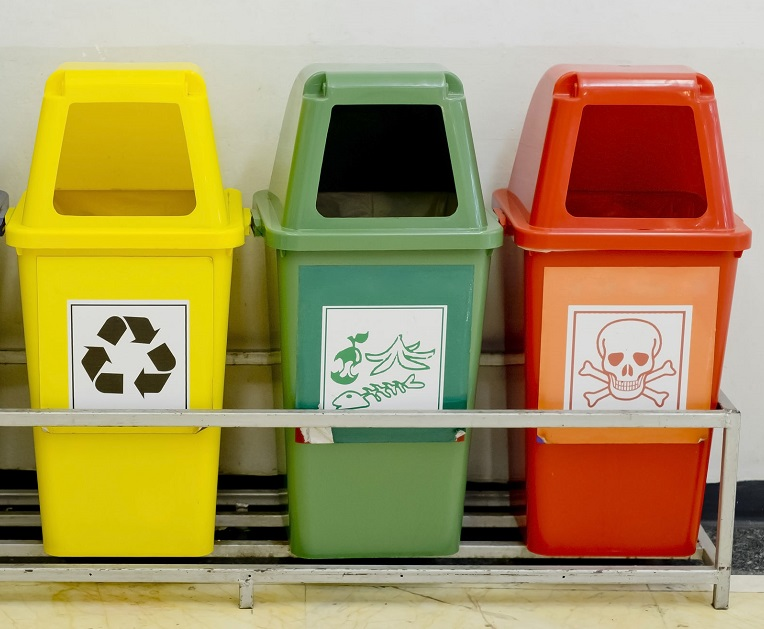 Commercial Waste - sorting