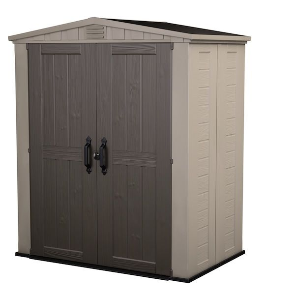 BEST SELLING - Factor 6x3 keter shed